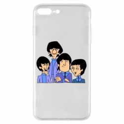 Чехол для iPhone 8 Plus The Beatles - FatLine