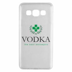Чехол для Samsung A3 2015 The best antiseptik Vodka