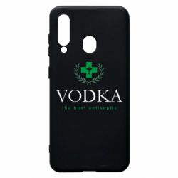 Чехол для Samsung A60 The best antiseptik Vodka