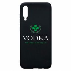 Чехол для Samsung A70 The best antiseptik Vodka