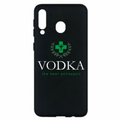 Чехол для Samsung M30 The best antiseptik Vodka