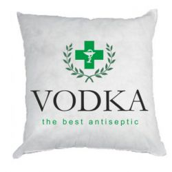Подушка The best antiseptik Vodka