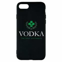 Чехол для iPhone 7 The best antiseptik Vodka