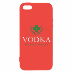 Чехол для iPhone5/5S/SE The best antiseptik Vodka