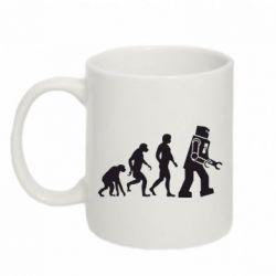 Кружка 320ml The Bing Bang theory Evolution - FatLine