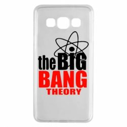 Чохол для Samsung A3 2015 The Bang theory Bing