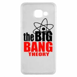 Чохол для Samsung A3 2016 The Bang theory Bing