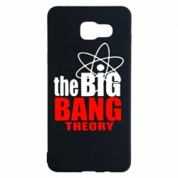 Чохол для Samsung A5 2016 The Bang theory Bing