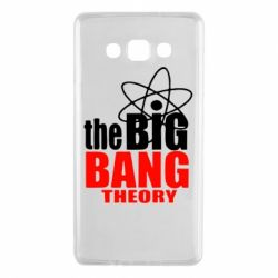 Чохол для Samsung A7 2015 The Bang theory Bing