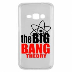 Чохол для Samsung J1 2016 The Bang theory Bing