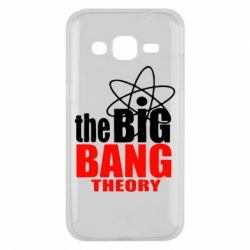 Чохол для Samsung J2 2015 The Bang theory Bing