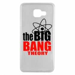 Чохол для Samsung A7 2016 The Bang theory Bing