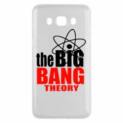 Чохол для Samsung J5 2016 The Bang theory Bing