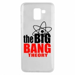 Чохол для Samsung J6 The Bang theory Bing