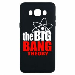 Чохол для Samsung J7 2016 The Bang theory Bing