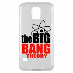 Чохол для Samsung S5 The Bang theory Bing