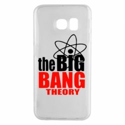 Чохол для Samsung S6 EDGE The Bang theory Bing