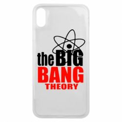 Чохол для iPhone Xs Max The Bang theory Bing