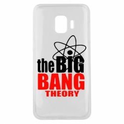 Чохол для Samsung J2 Core The Bang theory Bing