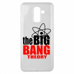 Чохол для Samsung J8 2018 The Bang theory Bing