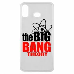 Чохол для Samsung A6s The Bang theory Bing