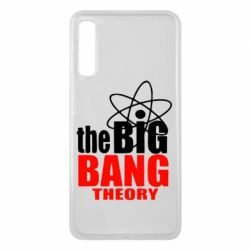 Чохол для Samsung A7 2018 The Bang theory Bing