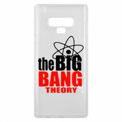 Чохол для Samsung Note 9 The Bang theory Bing