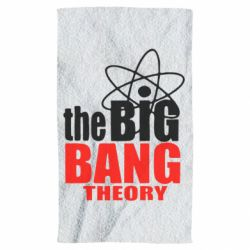 Рушник The Bang theory Bing