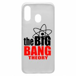 Чохол для Samsung A40 The Bang theory Bing