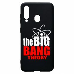 Чохол для Samsung A60 The Bang theory Bing
