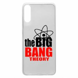 Чохол для Samsung A70 The Bang theory Bing