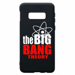 Чохол для Samsung S10e The Bang theory Bing