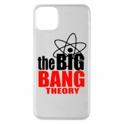 Чохол для iPhone 11 Pro Max The Bang theory Bing