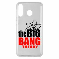 Чохол для Samsung M30 The Bang theory Bing