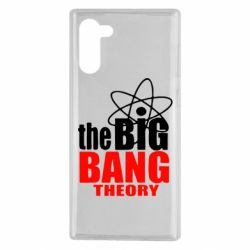 Чохол для Samsung Note 10 The Bang theory Bing