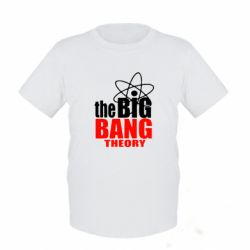 Дитяча футболка The Bang theory Bing