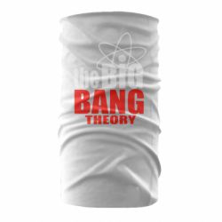 Бандана-труба The Bang theory Bing
