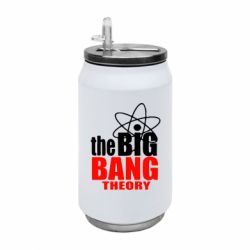 Термобанка 350ml The Bang theory Bing