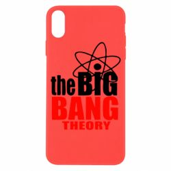 Чохол для iPhone X/Xs The Bang theory Bing