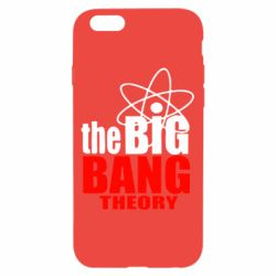 Чохол для iPhone 6/6S The Bang theory Bing