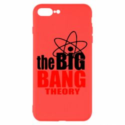 Чохол для iPhone 8 Plus The Bang theory Bing