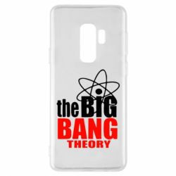 Чохол для Samsung S9+ The Bang theory Bing