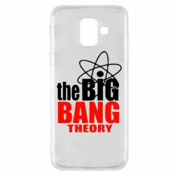 Чохол для Samsung A6 2018 The Bang theory Bing