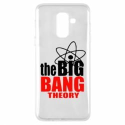 Чохол для Samsung A6+ 2018 The Bang theory Bing