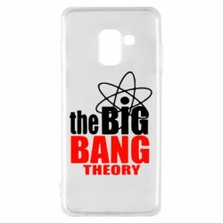 Чохол для Samsung A8 2018 The Bang theory Bing