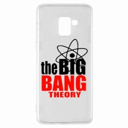 Чохол для Samsung A8+ 2018 The Bang theory Bing