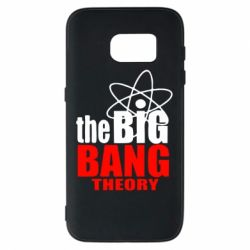 Чохол для Samsung S7 The Bang theory Bing