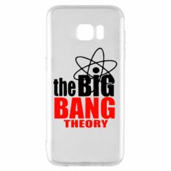 Чохол для Samsung S7 EDGE The Bang theory Bing