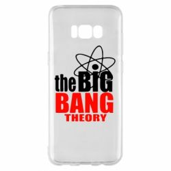 Чохол для Samsung S8+ The Bang theory Bing