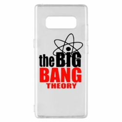 Чохол для Samsung Note 8 The Bang theory Bing